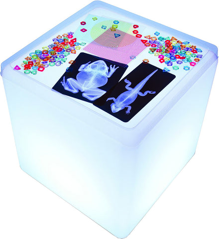Light Cube Accessory Pack , Sensory