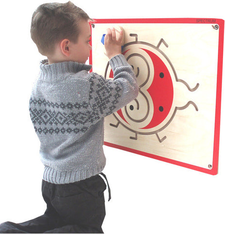 Ladybird Wall Toy