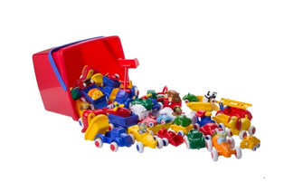 Mixed Assortment Bucket Set - 30 Pieces
