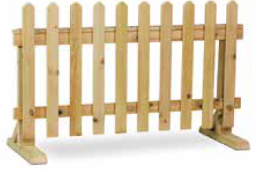 Movable Fence Divider Panel