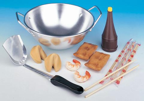Wok set 24pc