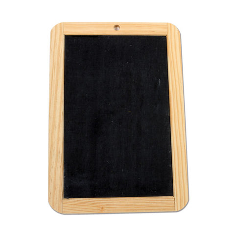 Natural Slate with Wooden Frame for Chalk