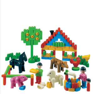 PolyM Farmworld 188 pieces