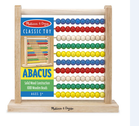 wooden, Abacus , Home School