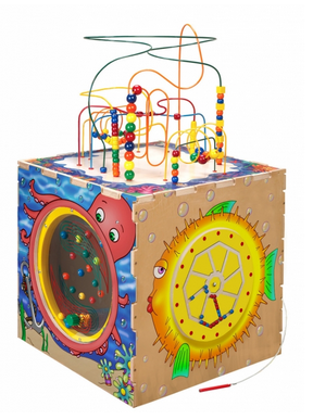 Sealife Play Cube