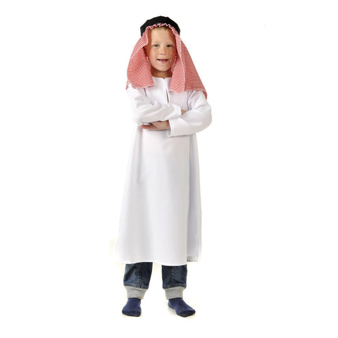Traditional Dressing up - Middle Eastern Boy