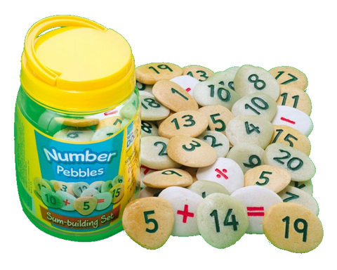 Number Summing Pebbles