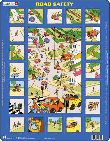 Road Safety, Puzzle