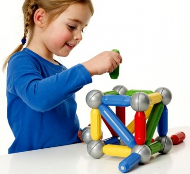 Smartmax Magnetic Construction Set