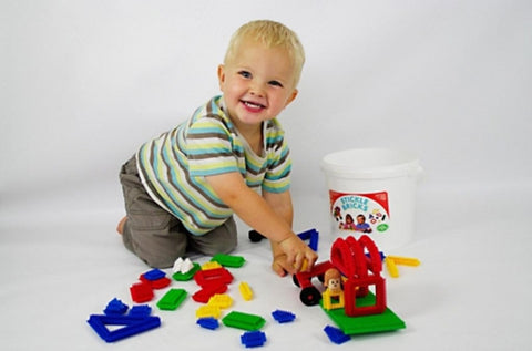 Sticklebrick Super Set - Toddler set (age 1+)