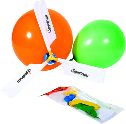 Spectrum, Balloon Helicopters,