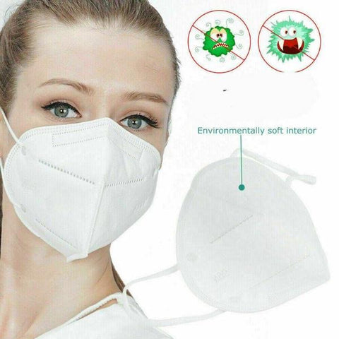Face masks pack of 10
