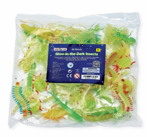 Glow In The Dark Insect Bulk Bag