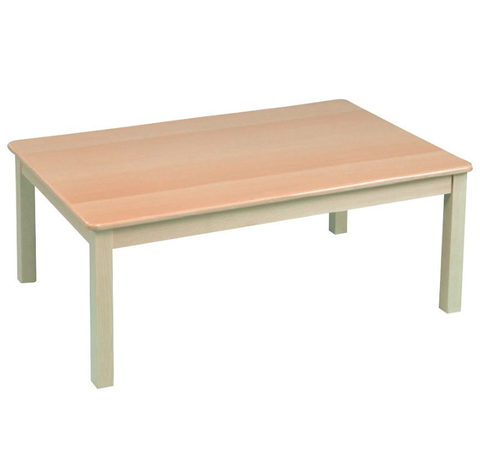 Rectangular Beech Table
