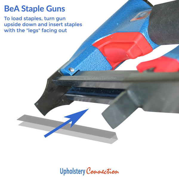 Bea 80 Series Pneumatic Staple Gun Regular Long Nose 80 16 420