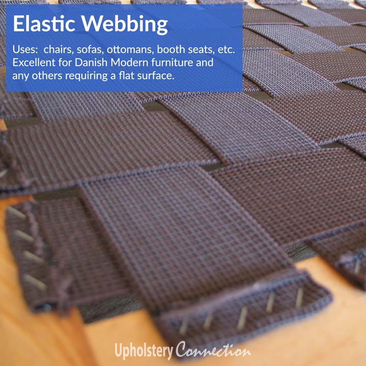 Elastic Webbing U2013 Perfect For Flat Seats And Danish Furniture ...