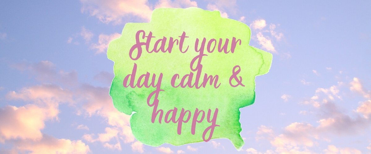 The Best Way To Start Your Days Calm & Happy | Hugs For Kids
