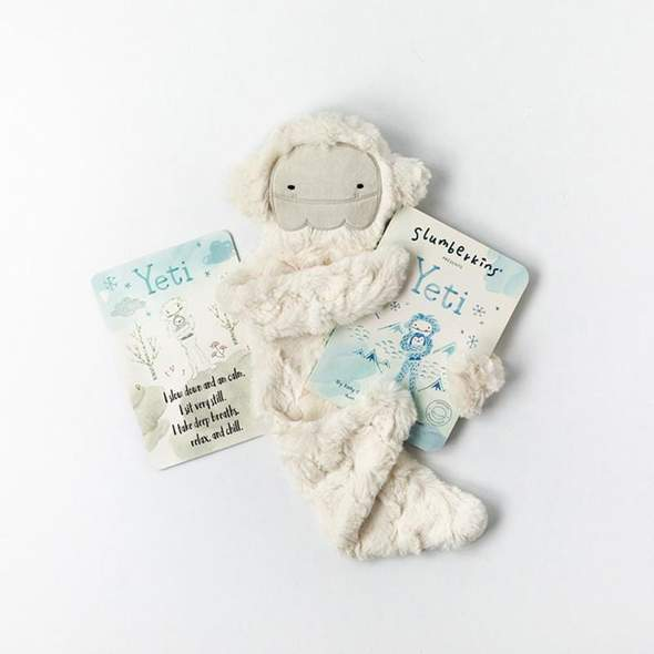Mindfulness Yeti Snuggler Bundle