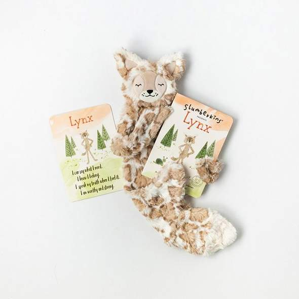Self Expression Lynx Snuggler Bundle