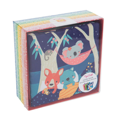 Cloth Book - Gumtree Buddies