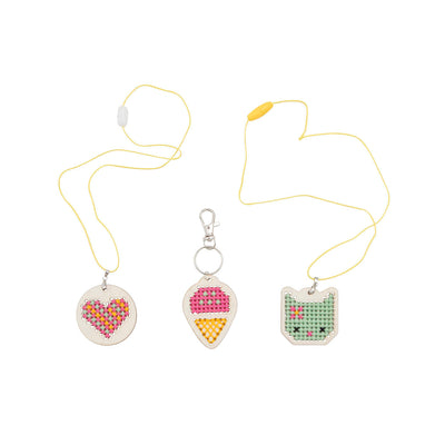 Charm Design Kit - Cross Stich