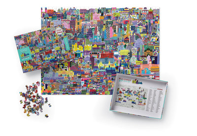 Buildings of the World 1000pc