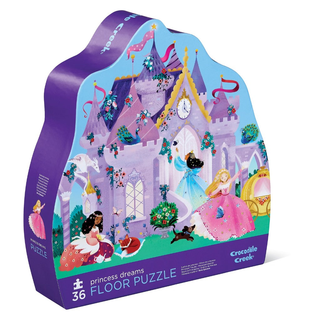 Classic Floor Puzzle 36pc - Princess Dreams