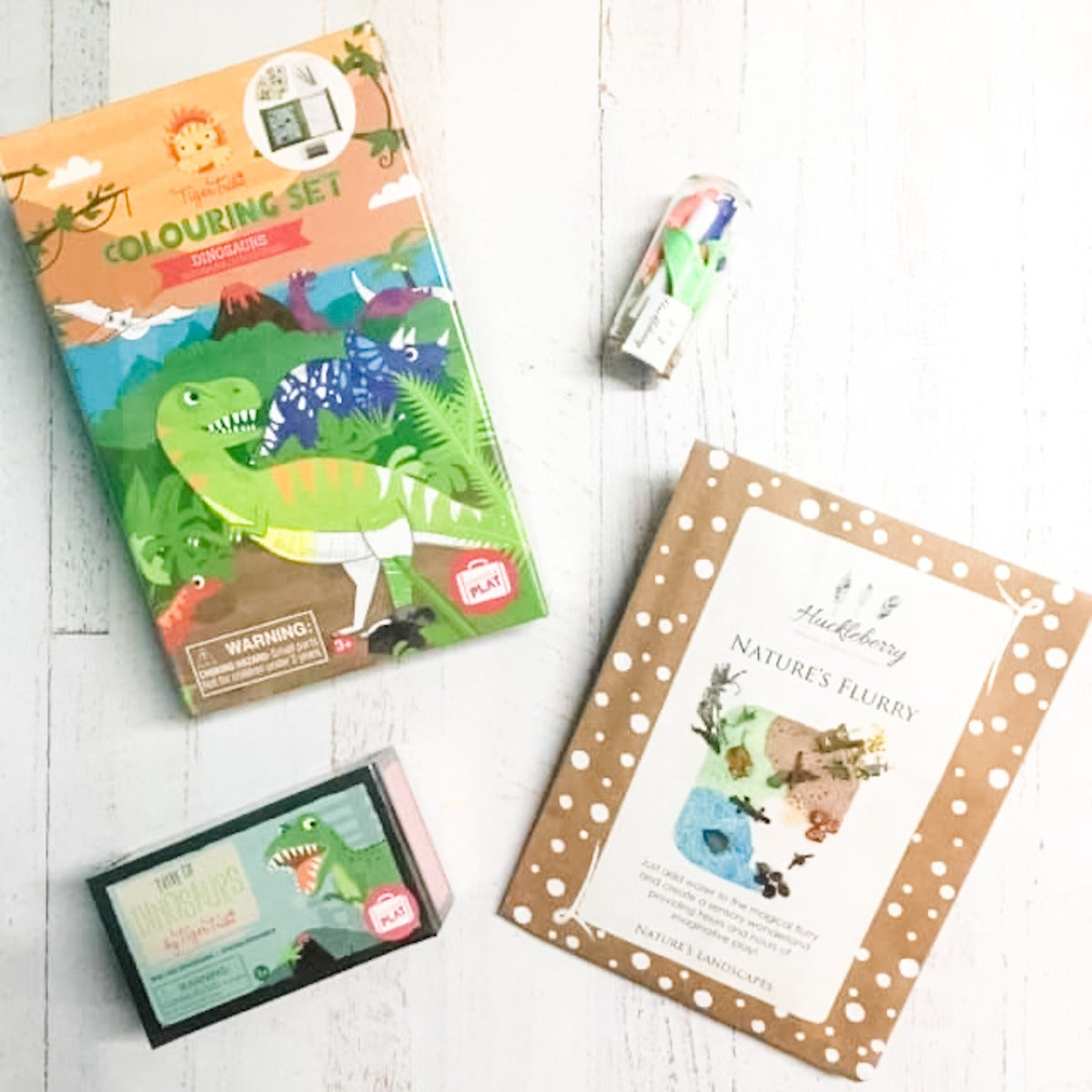 Little Dinosaur Fans Bundle