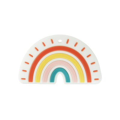 Eco-Friendly Rainbow Teether