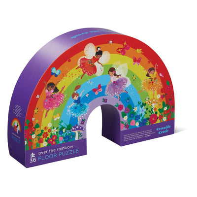 Classic Floor Puzzle 36pc  - Rainbow