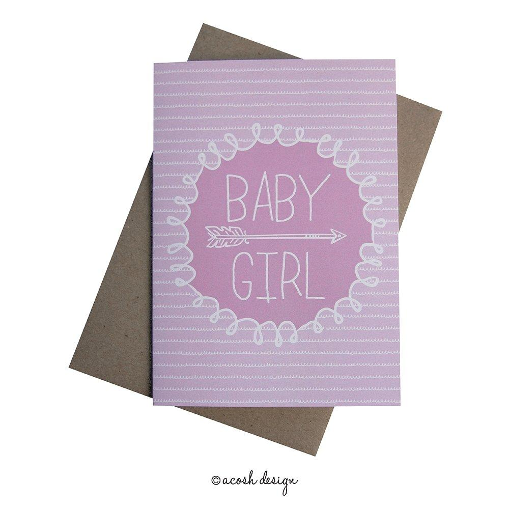 Baby Girl Arrow - Acosh Design - Hugs For Kids