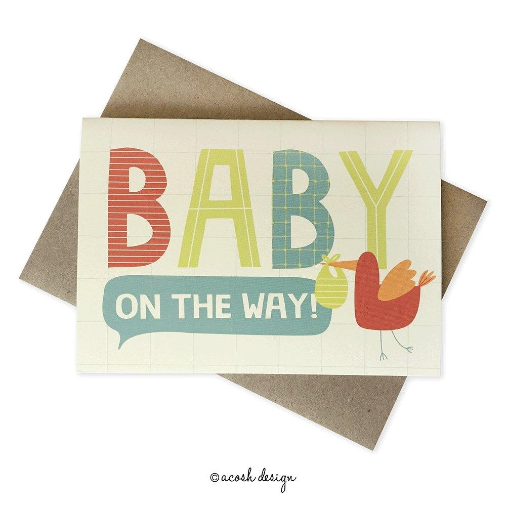 Baby On The Way - Acosh Design - Hugs For Kids