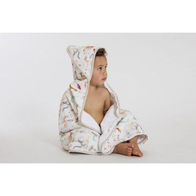 Hooded Towel - All4Ella - Hugs For Kids