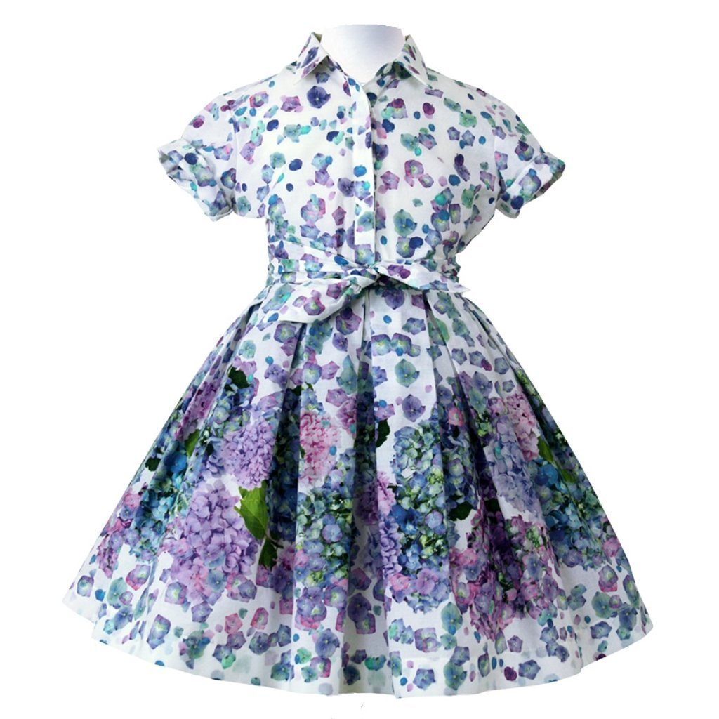 Molly Summertime Dress - Aunty Em - Hugs For Kids