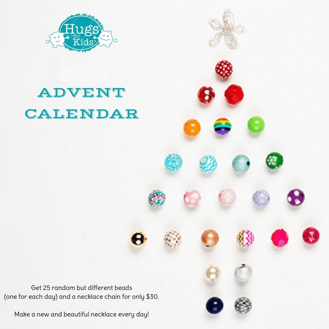 Bead-it Advent Calendar - Bead It Bar - Hugs For Kids