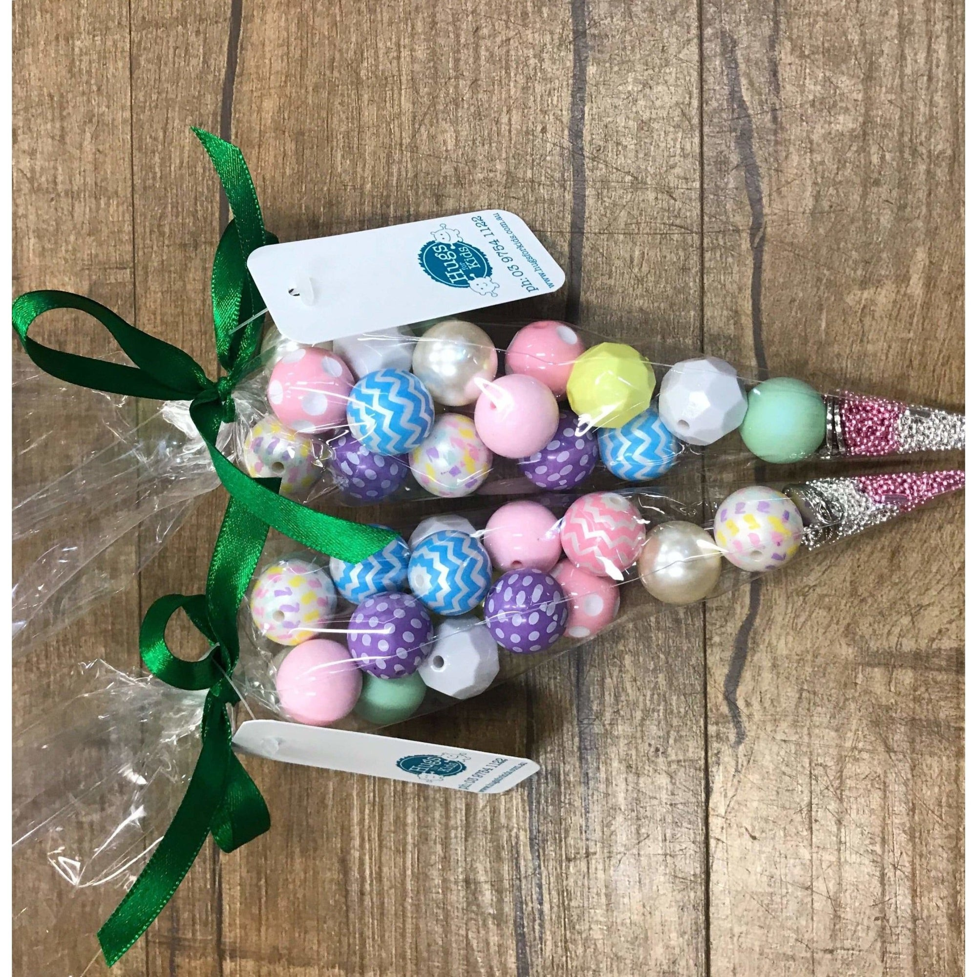 Easter bead-it carrots - Bead It Bar - Hugs For Kids