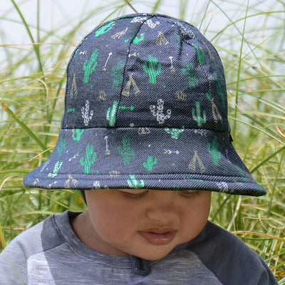 3f2d4cd37d7 Bedhead Accessories 3-6Y Wild West Bucket Hat kids-children-mums-parenting