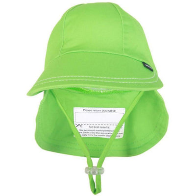 Lime Legionnaire Hat - Bedhead - Hugs For Kids