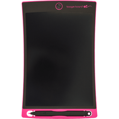 Boogie Board To Play Pink Jot 8.5 LCD eWriter kids-children-mums-parenting-toyshop-fun kids-children-mums-parenting-toyshop-fun