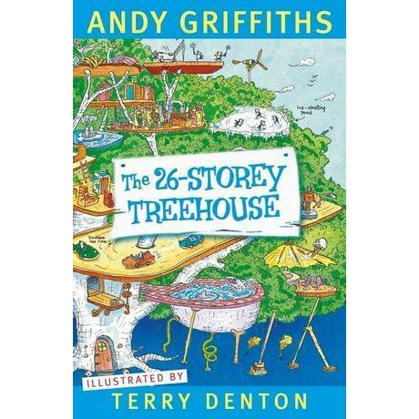 26 Storey Tree House - Books - Hugs For Kids