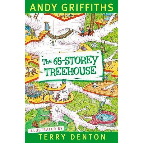 65 Storey Tree House - Books - Hugs For Kids