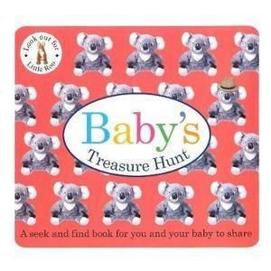 Babys Treasure Hunt - Books - Hugs For Kids
