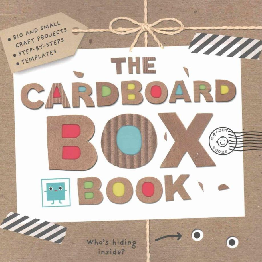 Cardboard Box Book - Books - Hugs For Kids