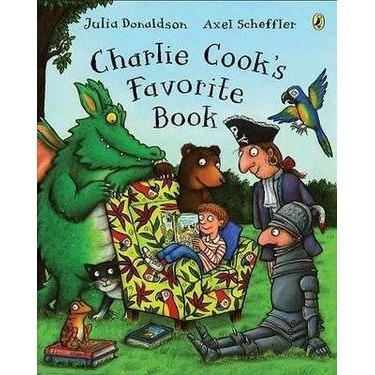 Charlie Cooks Favourite Book - Books - Hugs For Kids