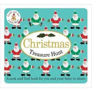 Christmas Treasure Hunt - Books - Hugs For Kids