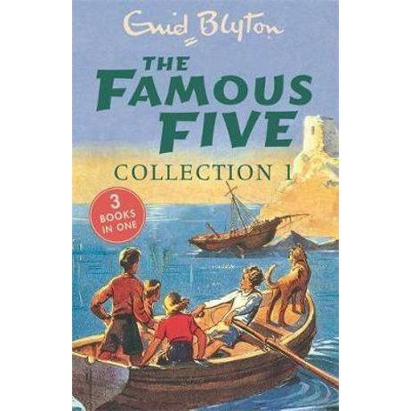 Famous Five Col 1 - Books - Hugs For Kids
