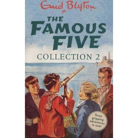 Famous Five Col 2 - Books - Hugs For Kids