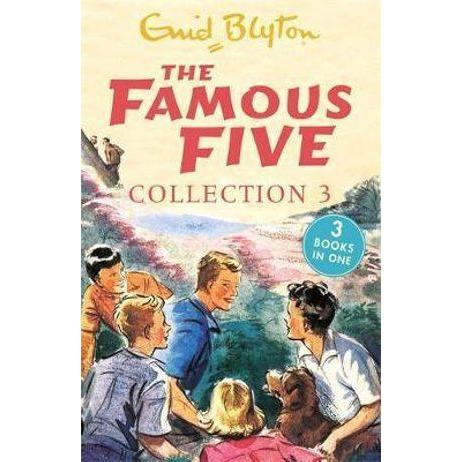 Famous Five Col 3 - Books - Hugs For Kids