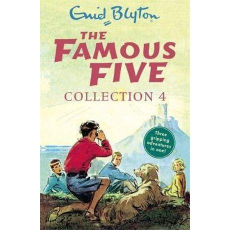 Famous Five Col 4 - Books - Hugs For Kids