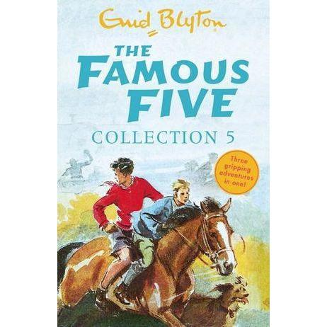Famous Five Col 5 - Books - Hugs For Kids